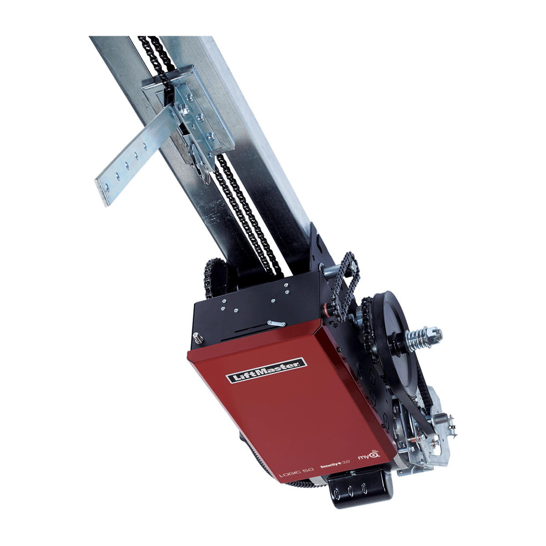 APT- Industrial-Duty High-Cycle Trolley Commercial Door Opener