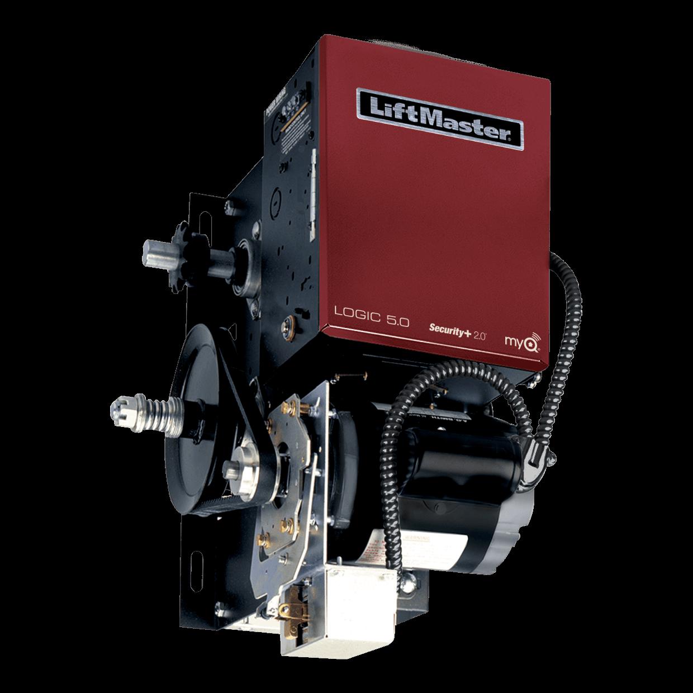 H- Industrial-Duty Hoist Operator