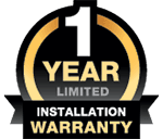 Clopay 1 Year Limited Installation Warranty
